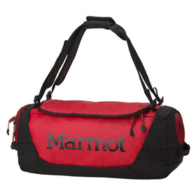 Marmot Long Hauler Small Duffle Bag Team Red/Black